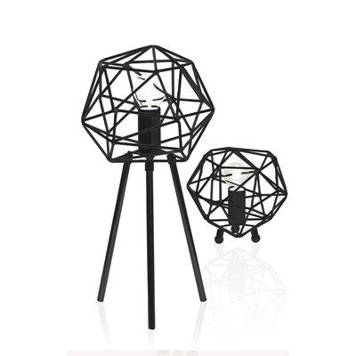 diamond-svart-bordlampa