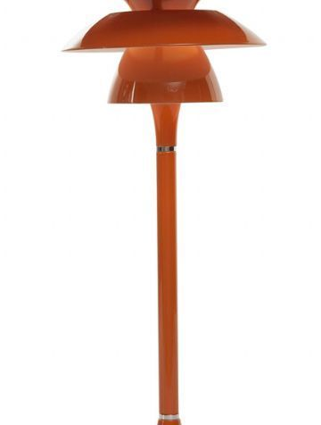 picasso-orange-35cm-bordlampa